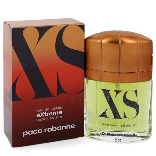 XS Extreme by Paco Rabanne Eau De Toilette Spray 1.7 oz for men
