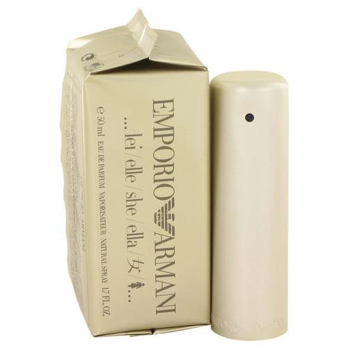 EMPORIO ARMANI by Giorgio Armani Eau De Parfum Spray 1.7 oz for Women