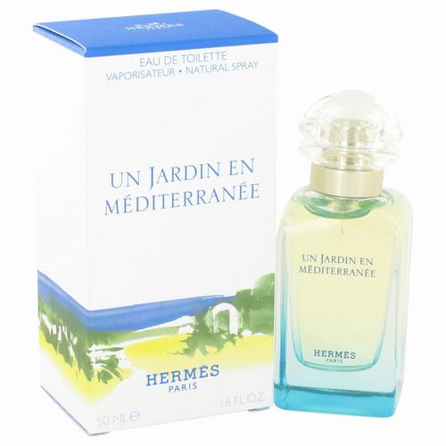 Un Jardin En Mediterranee by Hermes Eau De Toilette Spray 1.7 oz for Women