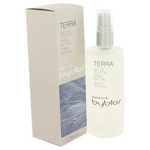 BYBLOS TERRA by Byblos Eau De Toilette Spray 4.2 oz for Women