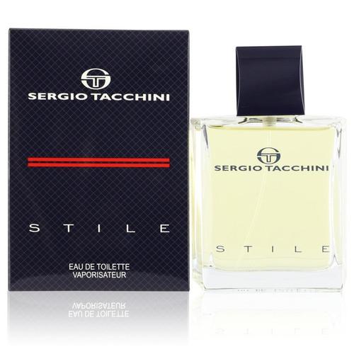 Sergio Tacchini Stile by Sergio Tacchini Eau De Toilette Spray 3.3 oz for Men