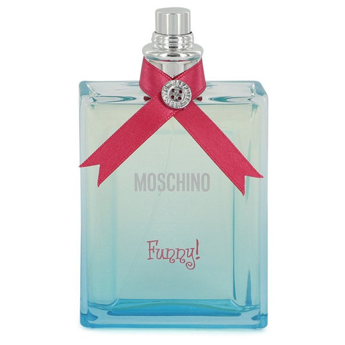 Moschino Funny by Moschino Eau De Toilette Spray (Tester) 3.4 oz for Women
