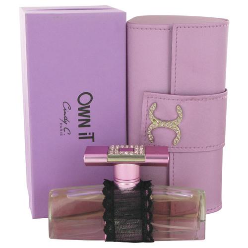 Own It by Cindy C. Eau De Parfum Spray 2.5 oz for Women