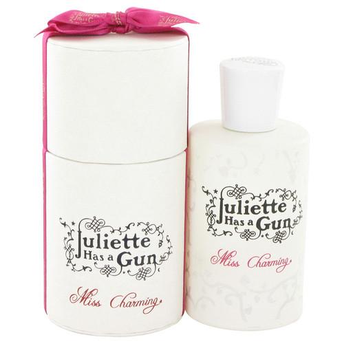 Miss Charming by Juliette Has a Gun Eau De Parfum Spray 3.4 oz for Women
