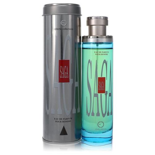 Saga by Eclectic Collections Eau De Parfum Spray 3.4 oz for Men