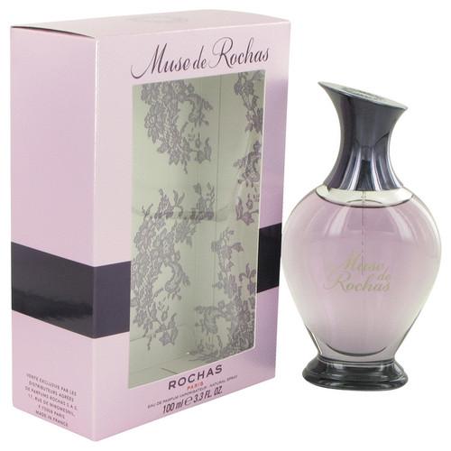 Muse de Rochas by Rochas Eau De Parfum Spray 3.3 oz for Women