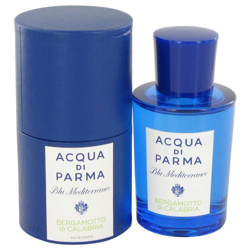 Blu Mediterraneo Bergamotto Di Calabria by Acqua Di Parma Eau De Toilette Spray 2.5 oz for Women