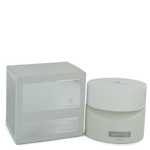 Aigner White by Etienne Aigner Eau De Toilette Spray 4.25 oz for Men