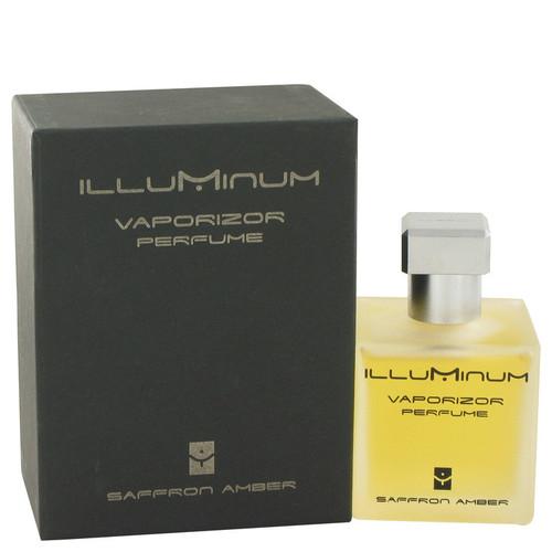 Illuminum Saffron Amber by Illuminum Eau De Parfum Spray 3.4 oz for Women