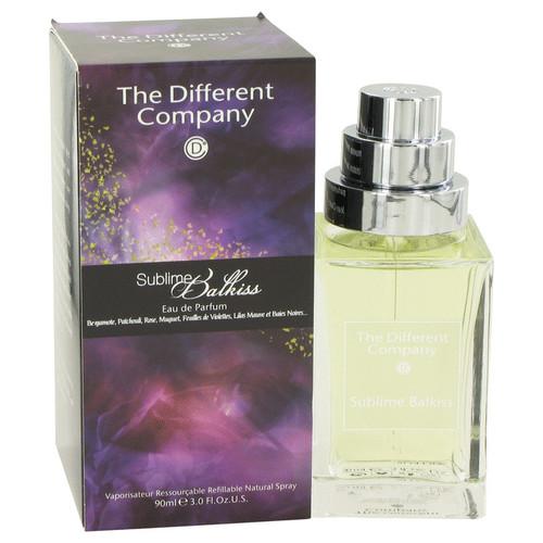 Sublime Balkiss by The Different Company Eau De Toilette Spray Refillable 3 oz for Women