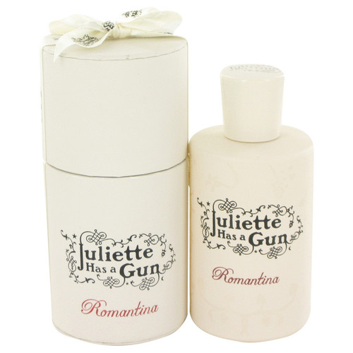 Romantina by Juliette Has A Gun Eau De Parfum Spray 3.3 oz for Women