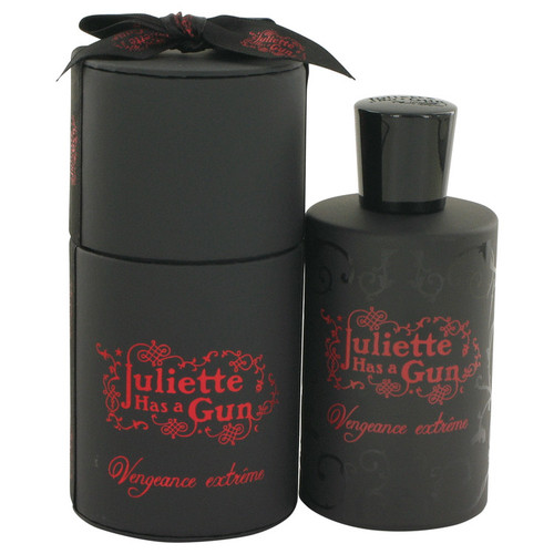 Lady Vengeance Extreme by Juliette Has a Gun Eau De Parfum Spray 3.3 oz for Women