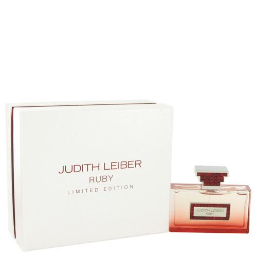 Judith Leiber Ruby by Judith Leiber Eau De Parfum Spray (Limited Edition) 2.5 oz for Women