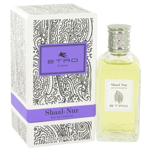 Shaal Nur by Etro Eau De Toilette Spray (Unisex) 3.4 oz for Women