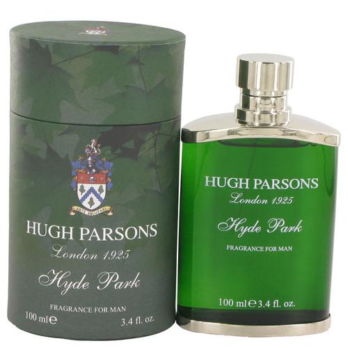 Hugh Parsons Hyde Park by Hugh Parsons Eau De Parfum Spray 3.4 oz for Men