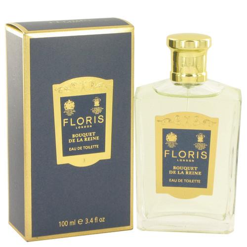 Floris Bouquet De La Reine by Floris Eau De Toilette Spray 3.4 oz for Women