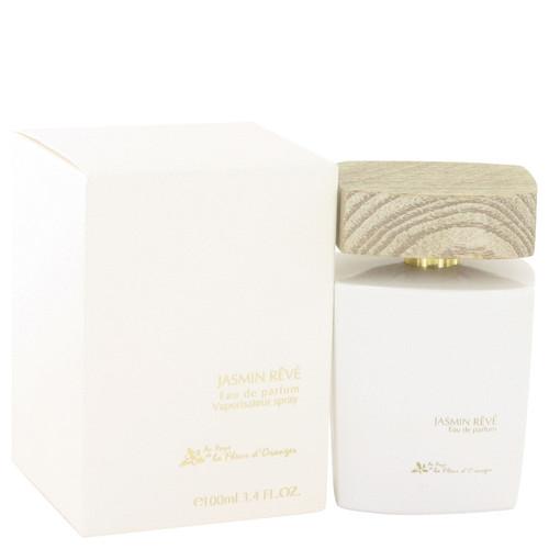 Jasmin Reve by Au Pays De La Fleur dOranger Eau De Parfum Spray 3.4 oz for Women