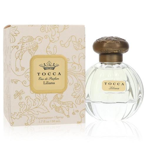 Tocca Liliana by Tocca Eau De Parfum Spray 1.7 oz for Women