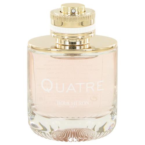 Quatre by Boucheron Eau De Parfum Spray (Tester) 3.3 oz for Women