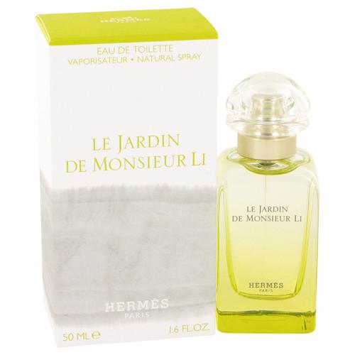 Le Jardin De Monsieur Li by Hermes Eau De Toilette Spray (unisex) 1.6 oz for Women