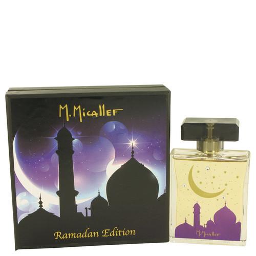 Micallef Ramadan Edition by M. Micallef Eau De Parfum Spray 3.3 oz for Women