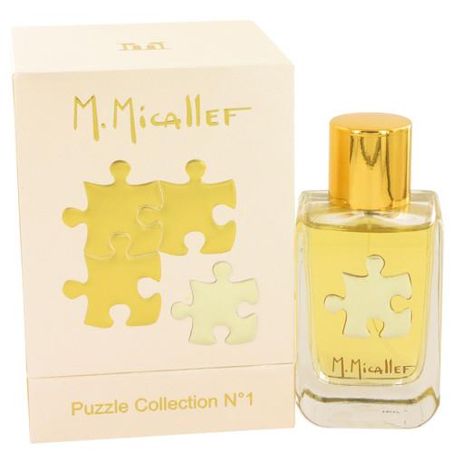 Micallef Puzzle Collection No 1 by M. Micallef Eau De Parfum Spray 3.3 oz for Women