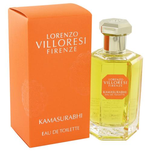 Kamasurabhi by Lorenzo Villoresi Eau De Toilette Spray 3.4 oz for Women