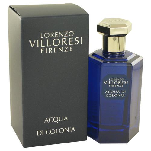 Acqua Di Colonia (Lorenzo) by Lorenzo Villoresi Eau De Toilette Spray 3.4 oz for Women