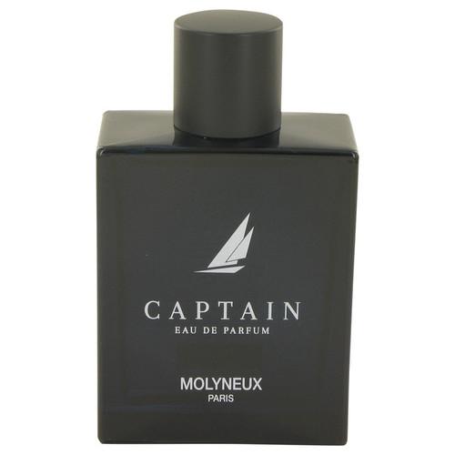 Captain by Molyneux Eau De Parfum Spray (Tester) 3.4 oz for Men