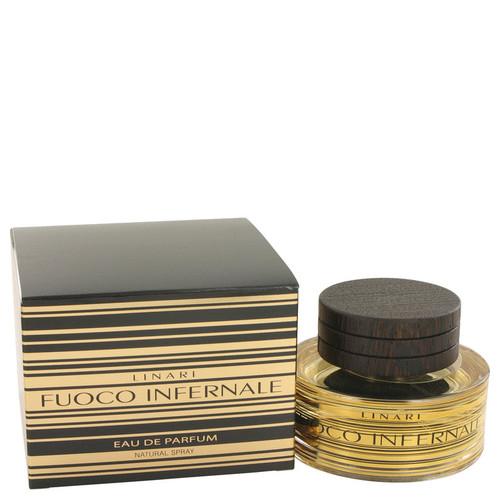 Fuoco Infernale by Linari Eau De Parfum Spray 3.4 oz for Women