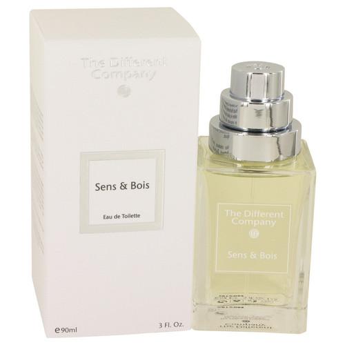 Sens & Bois by The Different Company Eau De Toilette Spray 3 oz for Women