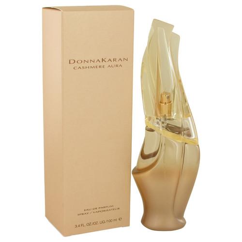 Cashmere Aura by Donna Karan Eau De Parfum Spray 3.4 oz for Women