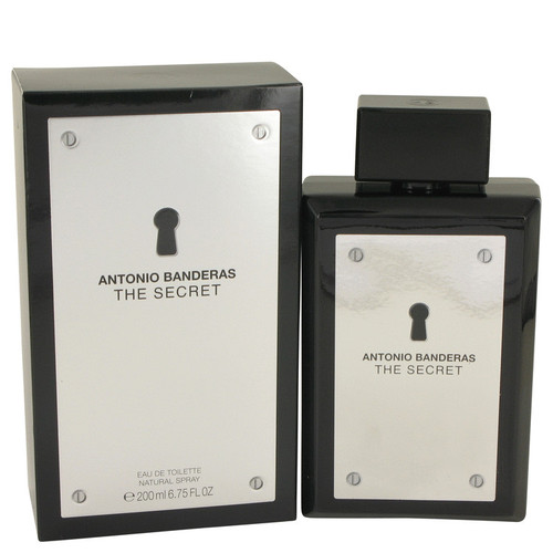 The Secret by Antonio Banderas Eau De Toilette Spray 6.7 oz for Men