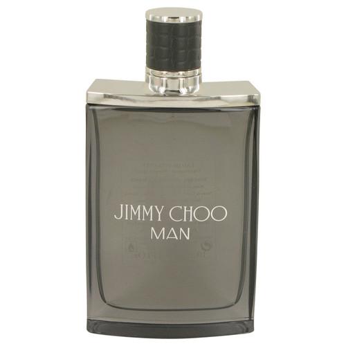 Jimmy Choo Man by Jimmy Choo Eau De Toilette Spray (Tester) 3.3 oz for Men