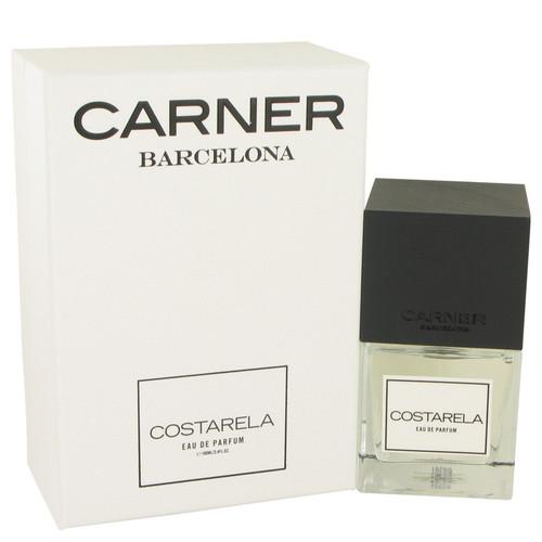 Costarela by Carner Barcelona Eau De Parfum Spray 3.4 oz for Women