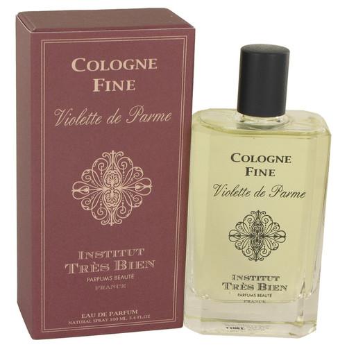 Violette De Parme by Institut Tres Bien Eau De Parfum Spray 3.4 oz for Women