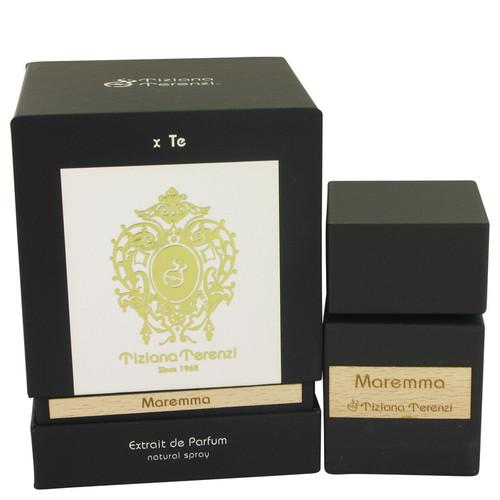 Tiziana Terenzi Maremma by Tiziana Terenzi Extrait De Parfum Spray (Unisex) 3.38 oz for Women