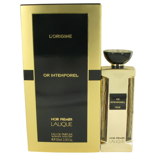 Lalique Or Intemporel by Lalique Eau De Parfum Spray (Unisex) 3.3 oz for Women