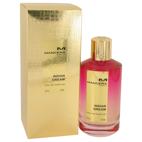 Mancera Indian Dream by Mancera Eau De Parfum Spray 4 oz for Women