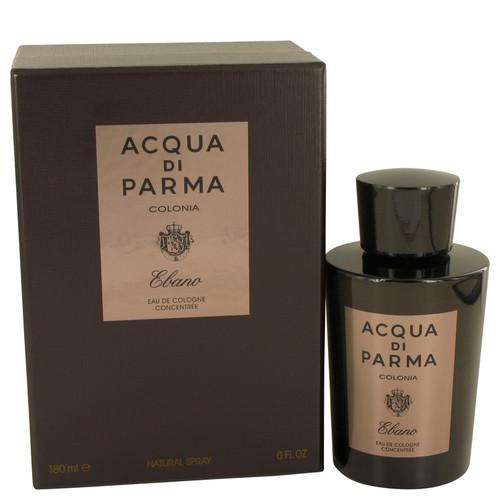 Acqua Di Parma Colonia Ebano by Acqua Di Parma Eau De Cologne Concentree Spray 6 oz for Men