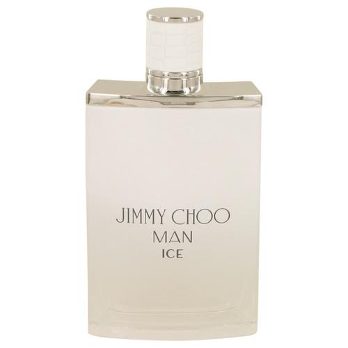 Jimmy Choo Ice by Jimmy Choo Eau De Toilette Spray (Tester) 3.4 oz for Men