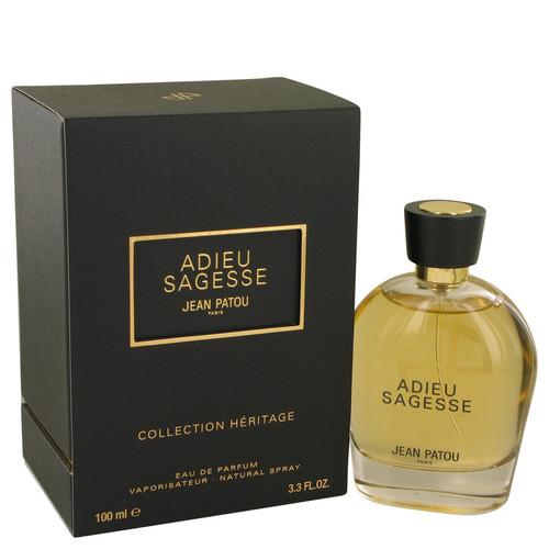 Adieu Sagesse by Jean Patou Eau De Parfum Spray 3.3 oz for Women