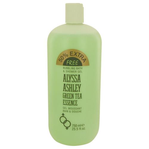 Alyssa Ashley Green Tea Essence by Alyssa Ashley Shower Gel 25.5 oz for Women