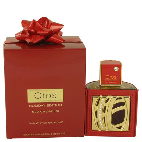 Armaf Oros Holiday by Armaf Eau De Parfum Spray 2.9 oz for Women
