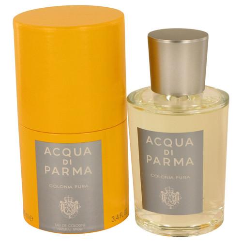 Acqua Di Parma Colonia Pura by Acqua Di Parma Eau De Cologne Spray (Unisex) 3.4 oz for Women