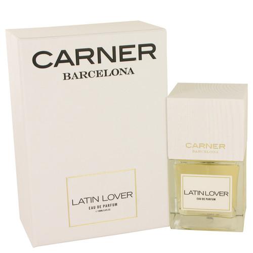 Latin Lover by Carner Barcelona Eau De Parfum Spray 3.4 oz for Women