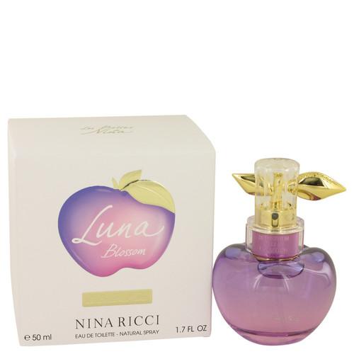 Nina Luna Blossom by Nina Ricci Eau De Toilette Spray 1.7 oz for Women