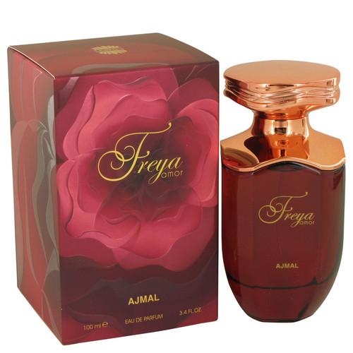 Freya Amor by Ajmal Eau De Parfum Spray 3.4 oz for Women