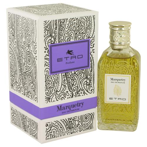 Etro Marquetry by Etro Eau De Parfum Spray (Unisex) 3.3 oz for Women