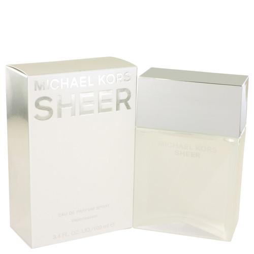 Michael Kors Sheer by Michael Kors Eau De Parfum Spray 3.4 oz for Women